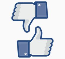 Facebook Thumbs Up by comrat