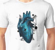 Heart - Stylish Beat (BLUE) Unisex T-Shirt