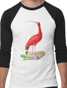 TIR-Brazil-Bird-5 Men's Baseball ¾ T-Shirt