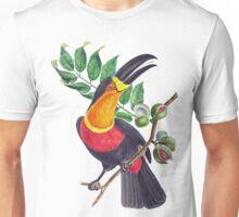 TIR-Brazil-Bird-4 Unisex T-Shirt