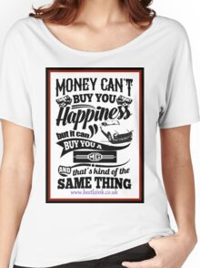 MG Happiness Women's Relaxed Fit T-Shirt