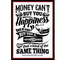 MG Happiness Photographic Print
