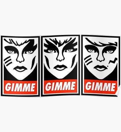 Gimme Misfits Poster