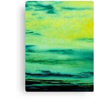 WA-WA (X-Scapes) Canvas Print