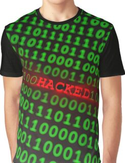 Hacked Graphic T-Shirt