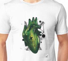 Heart - Stylish Beat (GREEN) Unisex T-Shirt