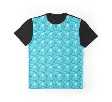 Rain drips, drops and circles Graphic T-Shirt