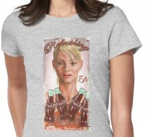 Small Bottles Womens Fitted T-Shirt