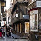 The Shambles by John (Mike)  Dobson