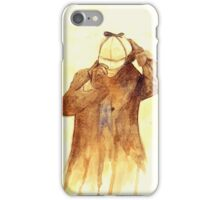 Time to be Sherlock Holmes iPhone Case/Skin