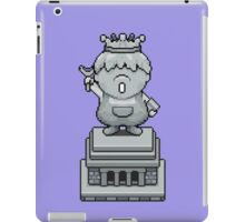 King Pokey Statue - Mother 3 iPad Case/Skin