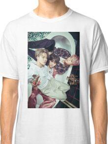BTS WINGS \ JIMIN , SUGA , JIN  Classic T-Shirt