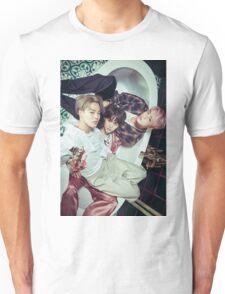 BTS WINGS \ JIMIN , SUGA , JIN  Unisex T-Shirt