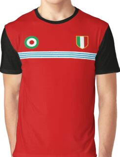 Napoli 1987 Third T-Shirt Graphic T-Shirt