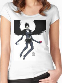 Ryuk from Death Note Women's Fitted Scoop T-Shirt