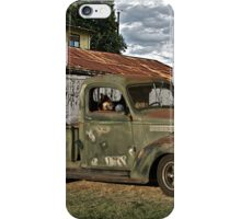 1946 Chevrolet Pickup Truck ' A Survivor' iPhone Case/Skin