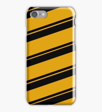 Patience, Loyalty, Dedication iPhone Case/Skin