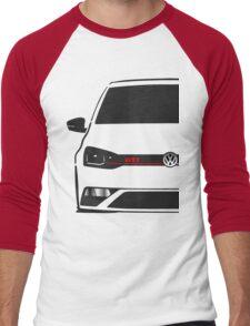 VW Polo GTI Half Cut Men's Baseball ¾ T-Shirt
