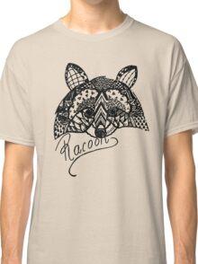 Racoon Classic T-Shirt