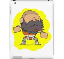 Brawlhalla - Wu Shang iPad Case/Skin