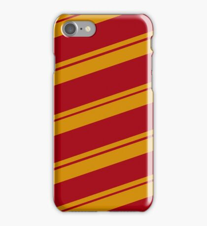 Bravery, Courage, Nerve iPhone Case/Skin