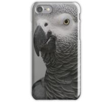 African Grey iPhone Case/Skin
