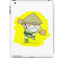 Brawlhalla - Seeker Wu Shang iPad Case/Skin
