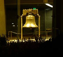 THE LIBERTY BELL by Marilyn Grimble