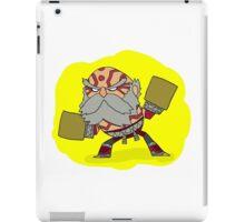 Brawlhalla - Wu Shang the Breaker iPad Case/Skin