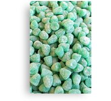 candy background Canvas Print