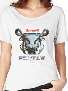 Polybius Women's Relaxed Fit T-Shirt