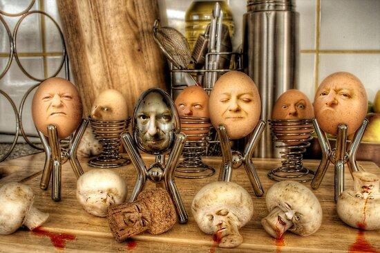 Eggsecution XII - The Return by craig sparks