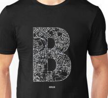 MAPHABET B: Berlin Unisex T-Shirt