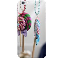 necklace decorated iPhone Case/Skin