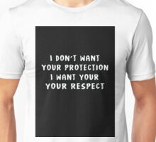 Protection  Unisex T-Shirt