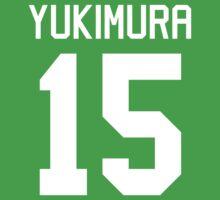 Kira Yukimura #15 Kids Clothes