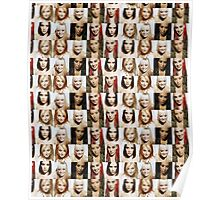 Spice Girls: Portraits (Limited Edition) ALL OVER PRINT Poster