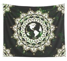 Earth Spirit Wall Tapestry