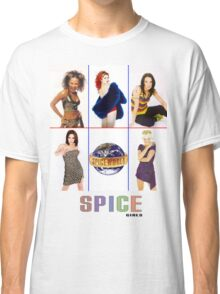 Spice Girls - SPICE WORLD (Limited Edition) Era Classic T-Shirt
