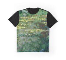 les nymphéas monet Graphic T-Shirt