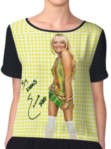 Spice Girls - Baby Emma Bunton Spice (Limited Edition) Chiffon Top