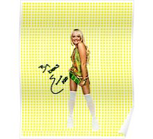 Spice Girls - Baby Emma Bunton Spice (Limited Edition) Poster
