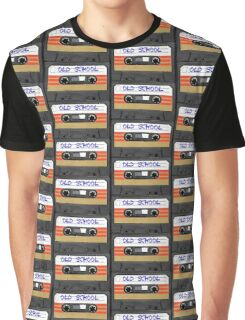 Old school music Graphic T-Shirt