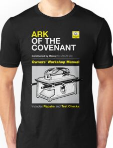 Owners' Manual - Ark of the Covenant - T-shirt Unisex T-Shirt