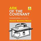 Owners' Manual - Ark of the Covenant - T-shirt by MovingMedia