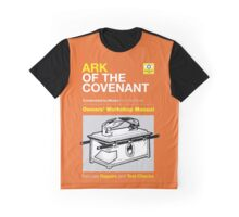 Owners' Manual - Ark of the Covenant - T-shirt Graphic T-Shirt