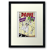 The Drove Assemble Framed Print