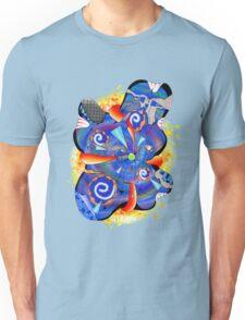 Abstract digital art - Deriveno V2 Unisex T-Shirt