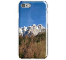 Austria Mountains iPhone Case/Skin