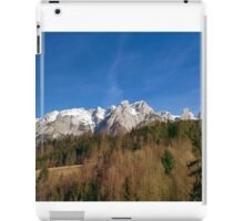 Austria Mountains iPad Case/Skin